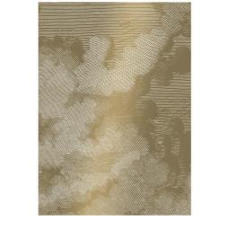 KEK Amsterdam Engraved Clouds behang gold metallic