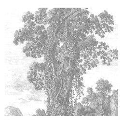 KEK Amsterdam Engraved Landscapes II behang
