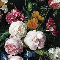 KEK Amsterdam Golden Age Flowers III behang