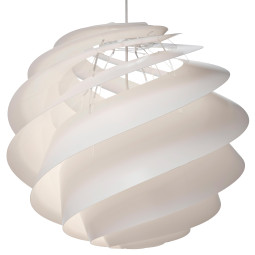 LE KLINT Swirl 3 hanglamp large