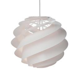 LE KLINT Swirl 3 hanglamp small