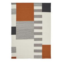 Linie Design Graphic vloerkleed 140x200