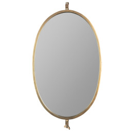 Livingstone Design Oval spiegel