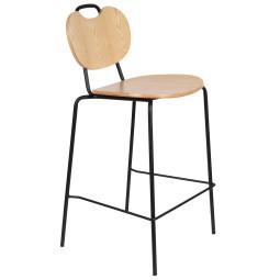 Livingstone Design Sem barkruk hout 65