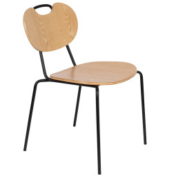 Livingstone Design Sem eetkamerstoel hout