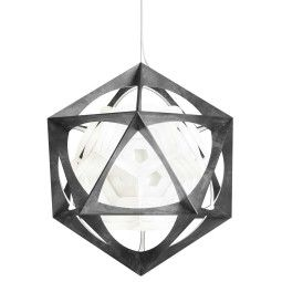 Louis Poulsen OE Quasi hanglamp LED