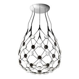 Luceplan Mesh 55 hanglamp LED met 1 meter snoer