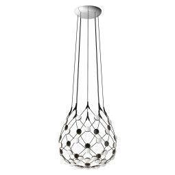 Luceplan Mesh 55 hanglamp LED met 5 meter snoer