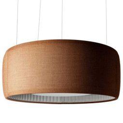 Luceplan Silenzio akoestische hanglamp 117cm LED 3000K