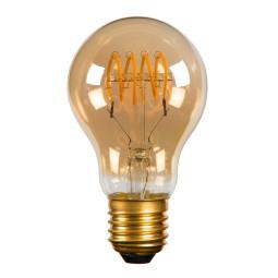 Lucide A60 LED lichtbron E27 5W 2200K amber dimbaar