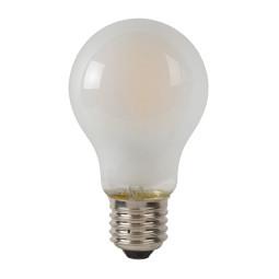Lucide A60 LED lichtbron E27 5W 2700K mat dimbaar