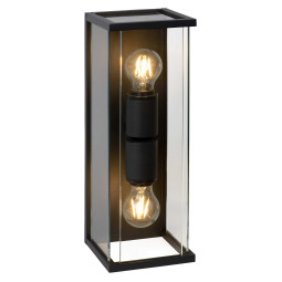 Lucide Claire 2 wandlamp IP54