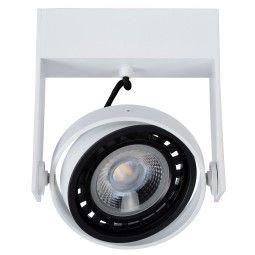 Lucide Griffon spot LED dim to warm enkel