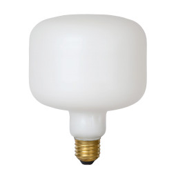 Lucide G118 LED lichtbron E27 4W 2200K opaal dimbaar