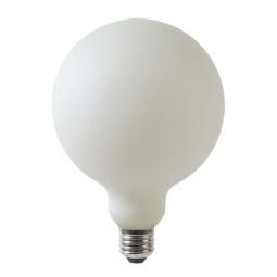 Lucide G125 LED lichtbron E27 5W 2700K opaal dimbaar