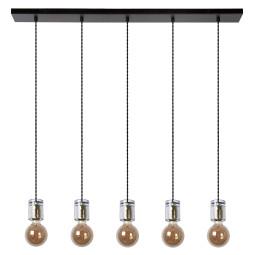 Lucide Gelka hanglamp set lineair