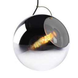 Lucide Tweedekansje - Jazzlynn hanglamp 30 fumé