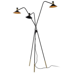 Lucide Pepijn vloerlamp tripod