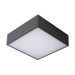 Lucide Roxane plafondlamp vierkant LED IP54