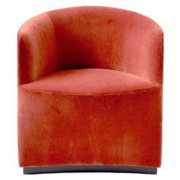 Menu Tearoom Club Chair fauteuil City Velvet