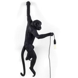 Seletti Monkey Hanging links wandlamp buiten