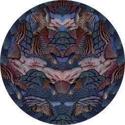 Moooi Carpets Calligraphy Bird vloerkleed 350