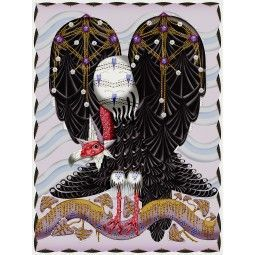 Moooi Carpets Vulture vloerkleed 300x400
