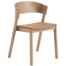 Muuto Cover Side Chair Eetkamerstoel gestoffeerd