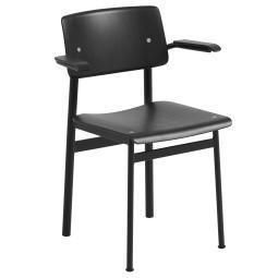 Muuto Loft stoel met armleuning