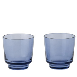 Muuto Raise glas 0.2L set van 2