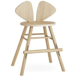 Nofred Mouse Tall kinderstoel