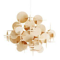 Normann Copenhagen Bau hanglamp nature