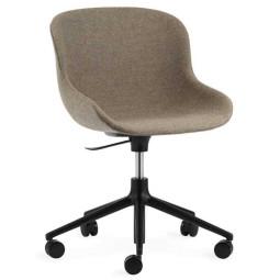 Normann Copenhagen Hyg bureaustoel met gaslift full upholstery