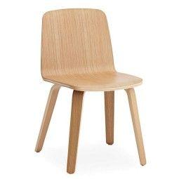 Normann Copenhagen Just Chair Oak stoel