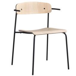 Occony Peak Chair stoel naturel essen