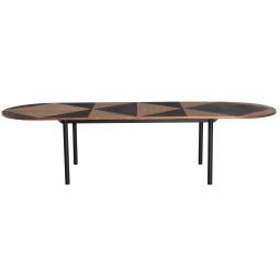 Petite Friture Tavla uitschuifbare tafel 200-300x100