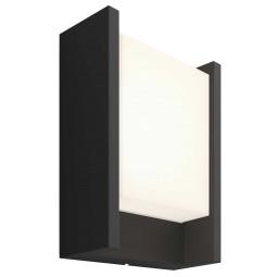 Philips Hue Fuzo wandlamp white LED IP44 rechthoek IP44