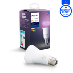 Philips Hue Philips Hue lichtbron E27 Bluetooth - white/color - 1-pack