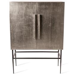 Pols Potten Cabinet Pits silver medium kast