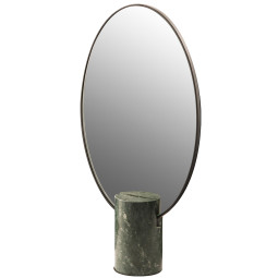 Pols Potten Mirror oval marble