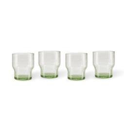 Pols Potten Tumbler Bubbles glazen set van 4
