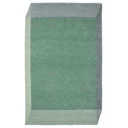 Puik Tweedekansje - Iso vloerkleed 162x260 groen
