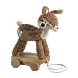 Sebra Trek Bambi speelgoed