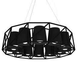 Seletti Multilamp Ring hanglamp