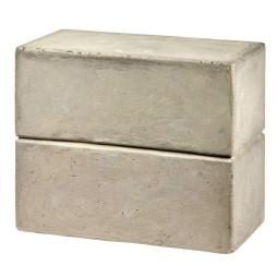Serax Concrete kruk rechthoekig