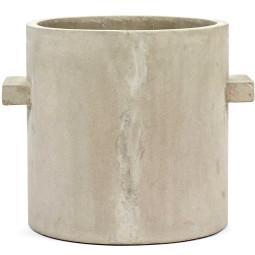 Serax Pot concrete rond plantenbak medium