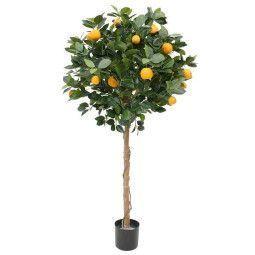 Designplants Sinaasappelboom kunstplant 120