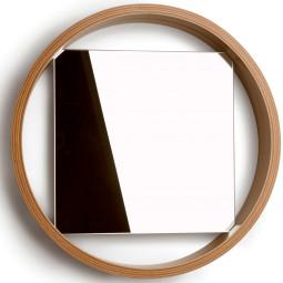 Spectrum Tweedekansje - Benno spiegel transparant mat gelakt
