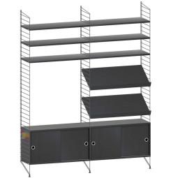 String Furniture Gangkast configuratie 3
