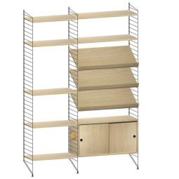 String Furniture Gangkast configuratie 4